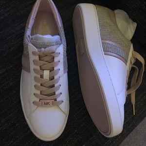 BRAND NEW Michael Kors Keaton Stripe Sneaker